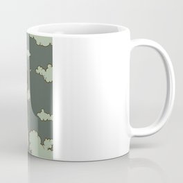 Creep Cloud Face Melt Coffee Mug