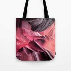 Return to a place never seen Tote Bag