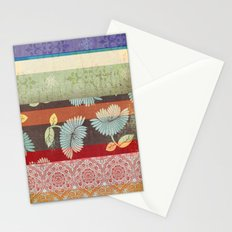 Color Strips Stationery Cards