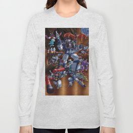 Cries and screams are music to my ears Long Sleeve T-shirt