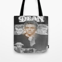 actor Tote Bags featuring Famous Actor by Chris' Landscape Images & Designs