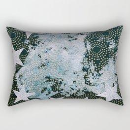 Full Frost Moon Rectangular Pillow