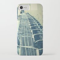 shopping iPhone & iPod Cases featuring SHOPPING CARTS by Allyson Johnson