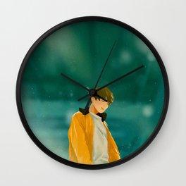 Euphoria Jungkook Wall Clock