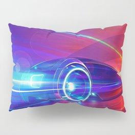 Abstract Race Car Pillow Sham