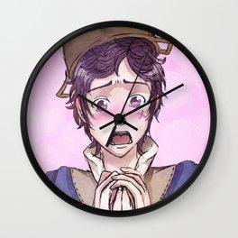 Donnel - Fire Emblem Confession Wall Clock