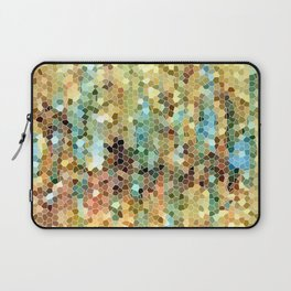 Abstract 22 Mosaic Laptop Sleeve
