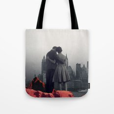 Dying In Your Arms Tote Bag