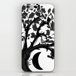 The Zen Tree iPhone Skin