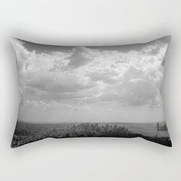 New York City Skycape Rectangular Pillow