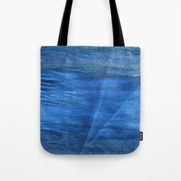 Lapis lazuli abstract watercolor Tote Bag