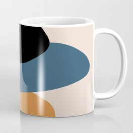 teal sunrise 4 Coffee Mug
