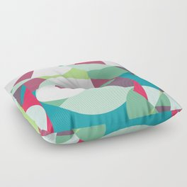 Today's pattern Floor Pillow