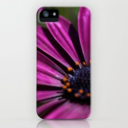 pure purble iPhone Case