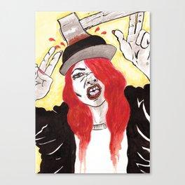 Halloween Costume Canvas Print