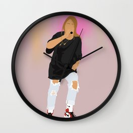 Chelsea Cutler Wall Clock