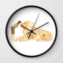 Fearless Wall Clock