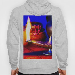 Magic Lamp of Aladdin. Call out the Genie Hoody