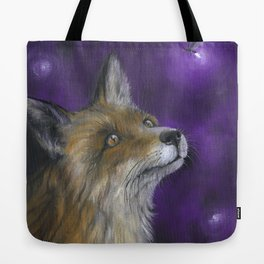 Can I eat that glowy thing? Tote Bag
