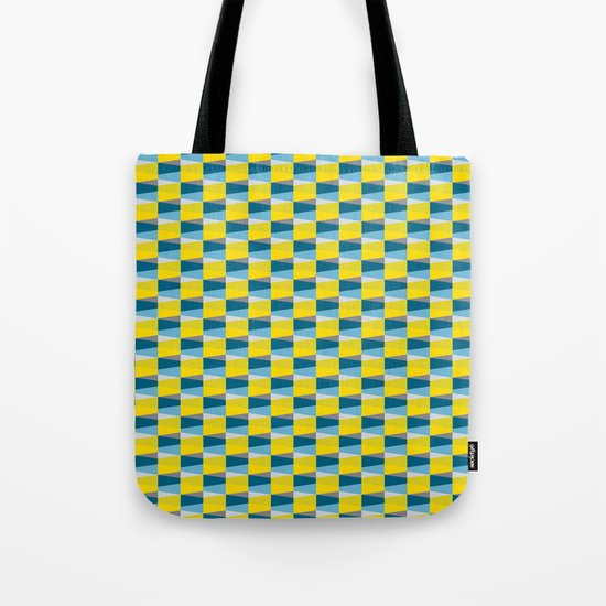 Aronde Pattern Tote Bag