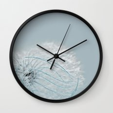Barely There... Wall Clock