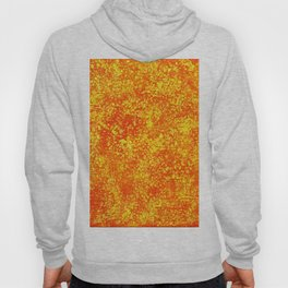 Brigitte,acrylic abstract painting on canvas Hoody