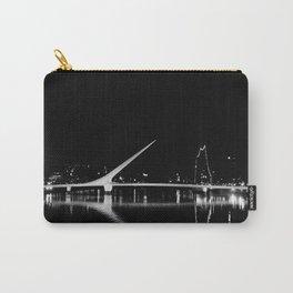 Puente de la Mujer Carry-All Pouch