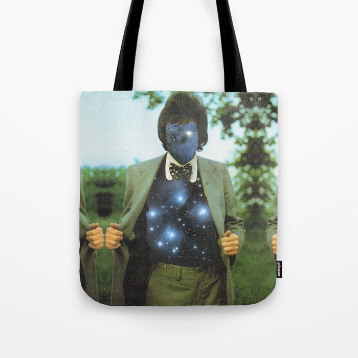 Everything the universe is within you  Tote Bag