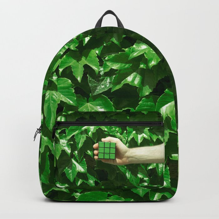 Green dreams Backpack