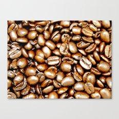 Coffee Beans! 4 Canvas Print