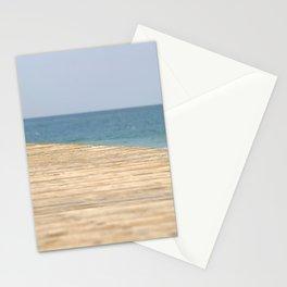 Beach Walk Stationery Cards