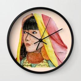 Kunas Wall Clock