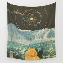 Orbitando  Wall Tapestry