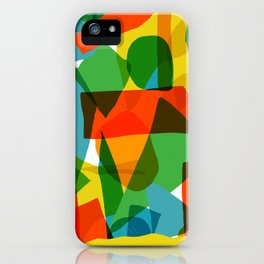 Super Colors iPhone Case