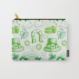 sant ptrick day, irish gift, ireland, Carry-All Pouch