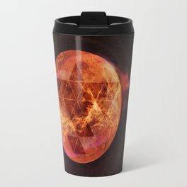Gravity Levels: Red Planet Travel Mug