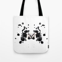 the xx Tote Bags featuring XX by Andrea Eedes