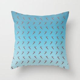 Saltador 02 Throw Pillow