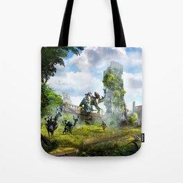 Manchester [Horizon Zero Dawn] Tote Bag