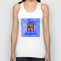tea Tank Tops featuring Tea by digital2real