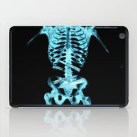 in the flesh iPad Cases featuring Just a Flesh Wound by Nightwatcher