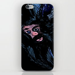 The Depths  iPhone Skin