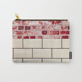 Brick and Tile Carry-All Pouch