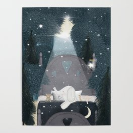 dreaming of stars Poster