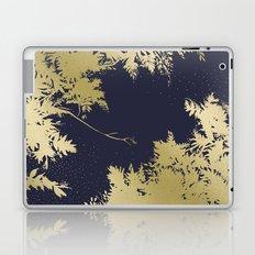 Night's Sky Gold & Midnight Laptop & iPad Skin