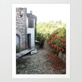 French Village Art Print