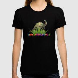 Geometric Dinosaur T-shirt