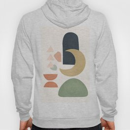 Minimal Shapes No.32 Hoody