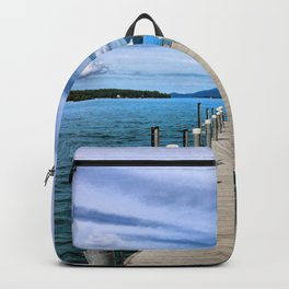 Stepping to the Sea Backpack