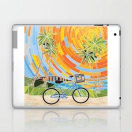 FL Keys Bicycle Laptop & iPad Skin